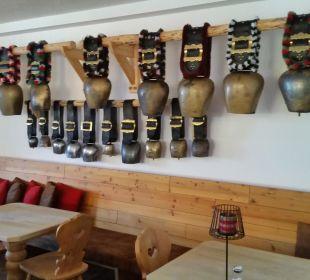Typisch aber nicht kitschig Hubertus Alpin Lodge & Spa