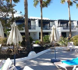 Aussenbereich Bungalows & Appartements Playamar
