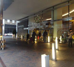 Eingangsbereich Hotel Hotel Westin New York Grand Central