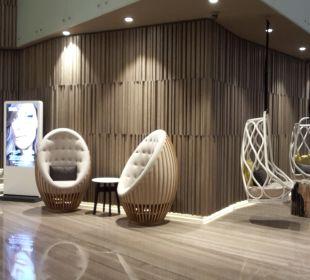 Lobby Le Royal Méridien Beach Resort & Spa Dubai