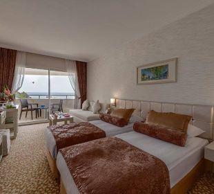 Standardzimmer  Hotel Rixos Premium Tekirova