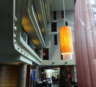Lobby Radisson Blu Hotel Köln