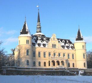 Traumhaft auch im Winter Schlosshotel Ralswiek