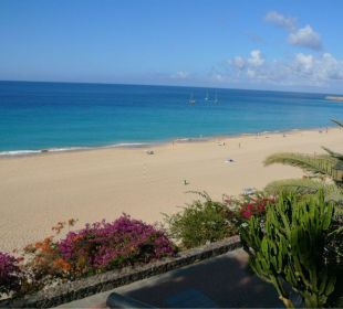 Strandabschnitt Hotel Rocamar Beach