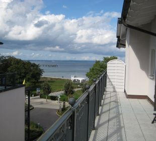 Granitz Bel Etage Deluxe Dachterrasse Grand Hotel Binz by Private Palace Hotels & Resorts