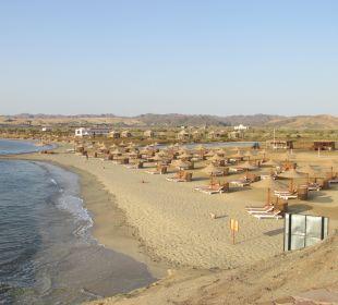 Strand vom der Beachbar