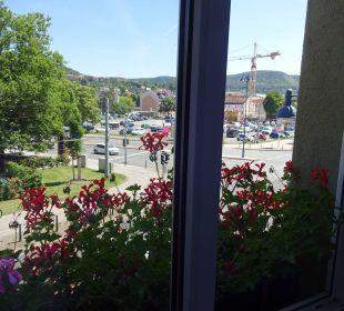 Blick aus Fenster