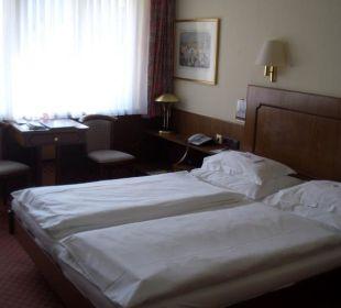 Tolle Betten Hotel Stefanie