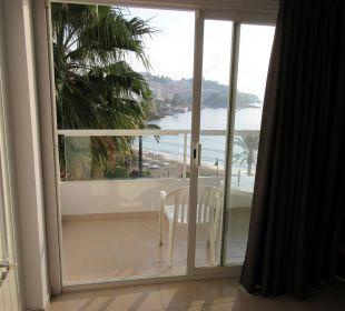 Balkon Hotel Ibiza Playa