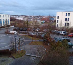 Parkplatz Hotel Meerane