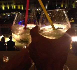 """Einen """"Hugo"""" zum erfrischen Hotel Colosseo Europa-Park"""