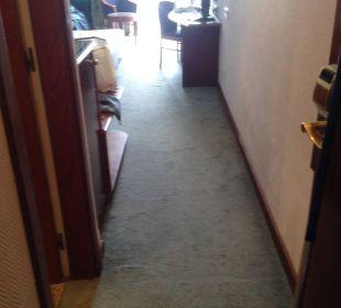 Teppich im Zimmer VIK Hotel San Antonio