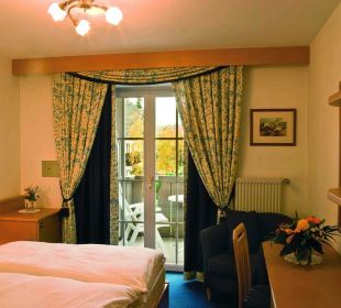 Die gemütlichen Zimmer im Hotel Dolomitenblick Hotel Dolomitenblick