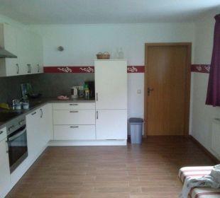 Wohnküche volle Ausstattung Oberulpointhof
