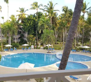 Zimmerausblick Hotel Vista Sol Punta Cana