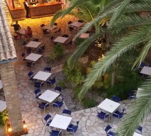 Mittagessen direkt am Meer Kontokali Bay Resort & Spa