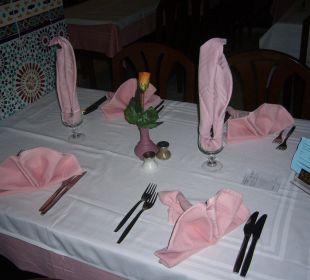 Hauptrestaurant Marhaba Salem