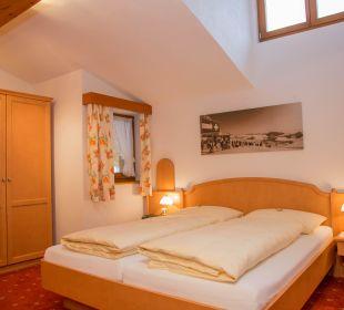Doppelzimmer ohne Balkon Appartement Panorama