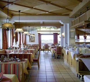 Verwöhnungsrestaurant Hotel Klausen