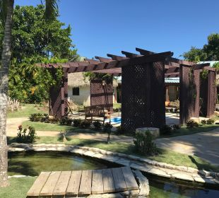 Pool im Spa-Bereich Dreams La Romana Resort & Spa