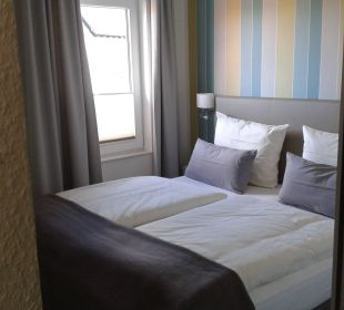 Schlafzimmer Hotel Tide42