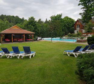 Pool Familotel Family Club Harz