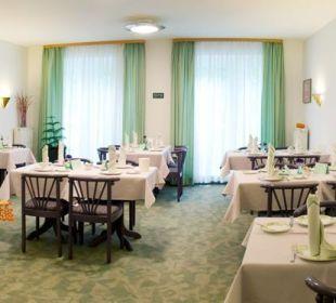 Frühstücksraum Hotel Am Ostpark