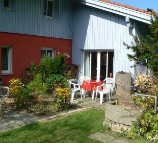 Terrasse Landhaus Korte