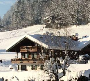 Winter Landhaus Franziskus