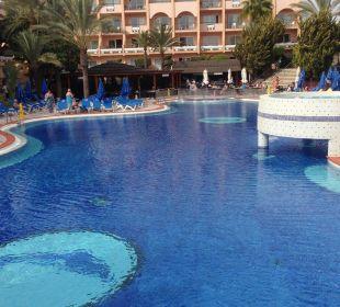 Unbeheizter Pool Hotel Mirador Maspalomas Dunas