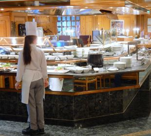 Frühstücksbuffet Maritim Hotel Nürnberg
