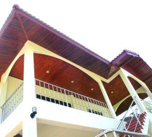 Unser Haus, eine Mischung aus Thai Style & Moderne Guest House Green Garden House