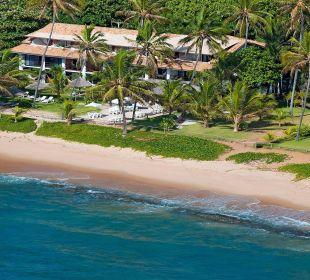 Luftaufnahme Strand Hotel - Praia do Forte Hotel Porto da Lua