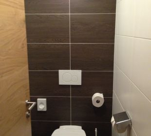 Separates WC Alpinhotel Monte