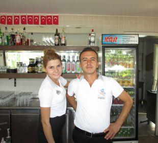Poolbar Ilyas und Yagmur Sunis Hotel Evren Beach Resort & Spa