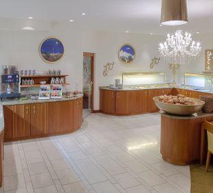 Frühstücksbuffet Hotel Mohren