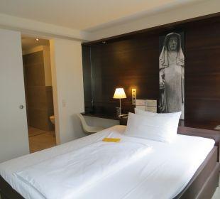 Single room Hotel Stern am Rathaus