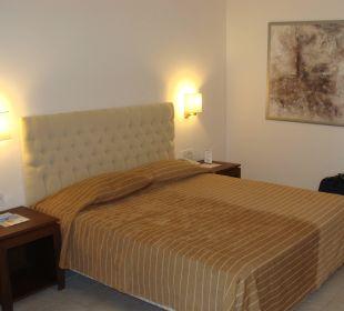 Komfortables Bett Kontokali Bay Resort & Spa