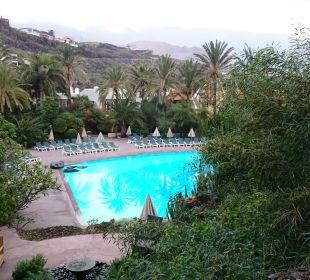 Wunderschöner Palmengarten Hotel Hacienda San Jorge