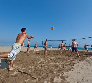 Beach Volleyball Sherwood Dreams Resort