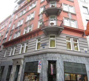 Außenansicht Small Luxury Hotel Das Tyrol