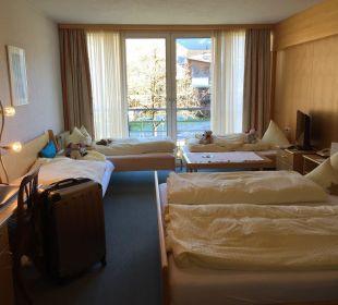 Zimmer im 4*Hotel die Sonnigen Hotel und Restaurant