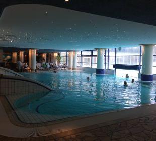 Der Pool macht Lust auf mehr. Baltic Sport- und Ferienhotel