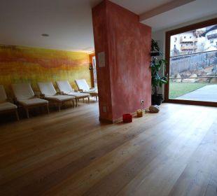 Sauna-Ruheraum Hotel Taubers Unterwirt