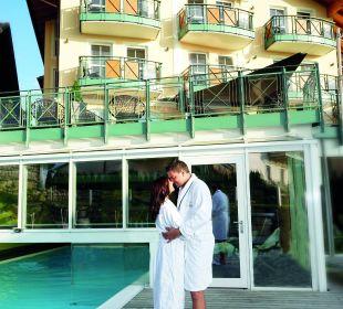 Schwimmbad Landhotel Stemp