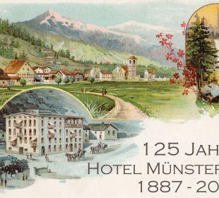 Seit 5 Generationen für Sie da Swiss-Historic-Hotel Münsterhof