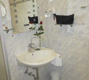 Badezimmer Hotel Bockelmann