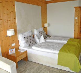 Bett Hotel Taubers Unterwirt
