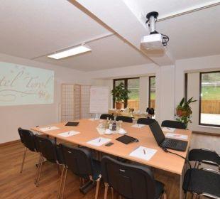 Neuer Tagungsraum WellVital Hotel Tyrol