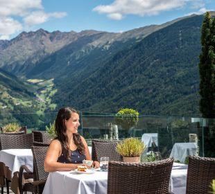 Panoramaterrasse Alpin & Relax Hotel Das Gerstl